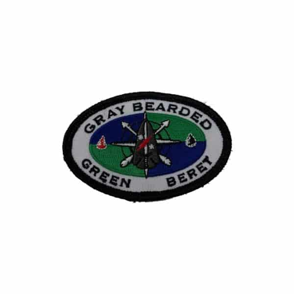 GBGB Oval Patch