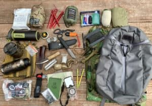 Ultralight Bug Out Bag 2.0