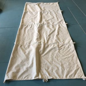 Tentsmiths Flame Resistant Canvas Tarp